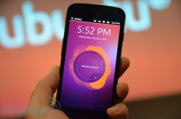 Touch-based Ubuntu preview coming February 21st, will work on Galaxy Nexus and Nexus 4