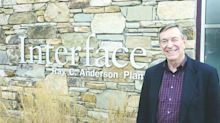 Family of Interface founder Ray Anderson carrying on his environmental mission