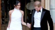Harry und Meghan: Diese Party-Details sollten geheim bleiben