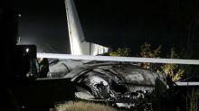 Queda de avião militar na Ucrânia deixa pelo menos 26 mortos