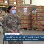 2 Valley women help lead National Guard relief efforts amid pandemic