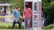 Keanu Reeves Reunites with Phone Booth for 'Bill & Ted Face the Music'