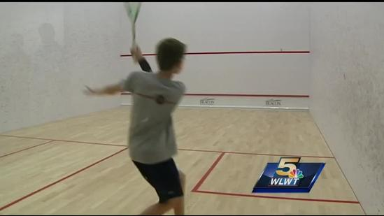 10-year-old JP Tew wins national squash championship