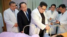 Kim's 'bitter sorrow' as N. Korea bus crash kills 32 Chinese