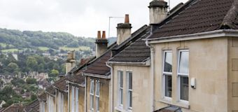 British families are spending three times as much on housing as they were 50 years ago