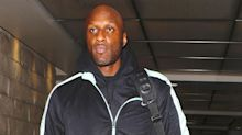 Lamar Odom Hospitalized After Being Found Unconscious in Nevada Brothel