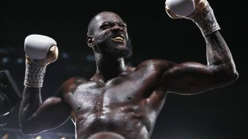 How Wilder revived heavyweight division