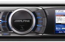 Alpine's iDA-X001 iPod / media receiver forthcoming