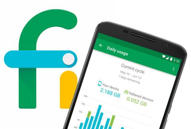 Google's Project Fi service turns multiple phone networks into one