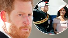 'Can't believe it': Prince Harry's anguish as his life is 'turned upside down'