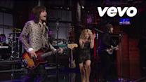 Forever Mine Nevermind (Live On Letterman)