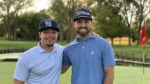 Now obsessed with golf, former NFL player Danny Woodhead qualifies for U.S. Amateur Four-Ball at Chambers Bay