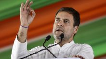 Rahul Gandhi's Amethi nomination papers valid, says district returning officer
