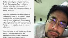 PNP investigates on detained Senator Bong Revilla's 'jail anniversary selfie'