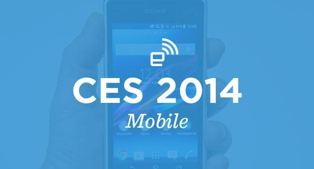 CES 2014: Mobile roundup