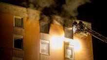Ein Toter bei Brand in Einrichtung für Behinderte