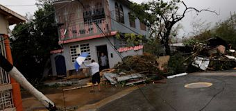 Puerto Rico worries dam will fail amid power outage