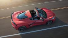 La nouvelle Corvette est aussi belle qu'une Ferrari