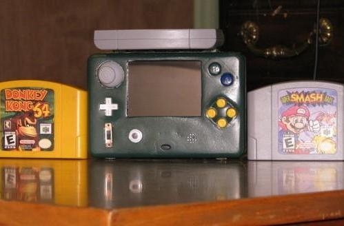 Modder vies for World's Smallest N64 title with TrySixtyFource, looks to be a winner