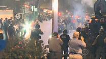 Who's behind the unrest in Ferguson?