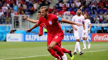 Kane rescues England from its past demons