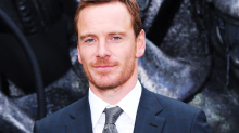 Michael Fassbender Tells Us What It Was Like To Kiss Himself In Alien: Covenant