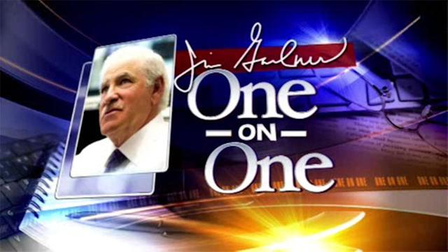 Tonight at 11: Jim Gardner talks one-on-one with James Franklin