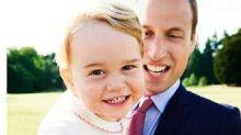 All Hail the Cuteness of Birthday Boy Prince George