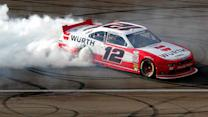 Final Laps: Hornish hits the jackpot in Vegas