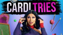 Cardi B talks 'Cardi Tries__' series and why feminist song of the year 'WAP' was a 'cultural reset'