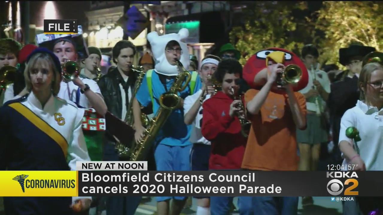 Utd Halloween Block Party 2020 52nd Annual Bloomfield Halloween Parade Canceled [Video]