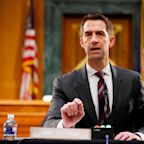 Tom Cotton Says Trump Should Deploy U.S. Military To Contain Protests
