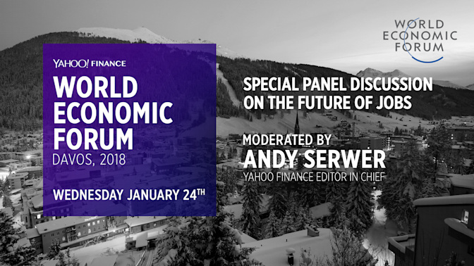 World Economic Forum Davos 2018