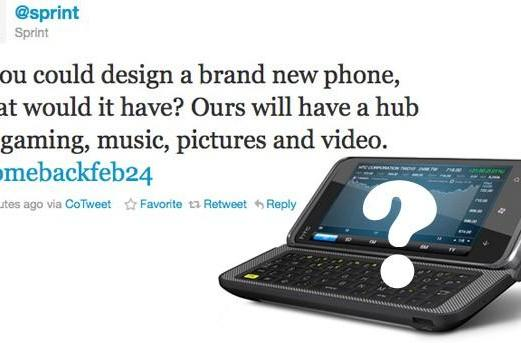 Sprint tweet makes February 24th launch sound like Windows Phone 7 -- is the HTC 7 Pro ready?