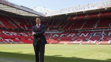 Kohler Co. partners with Manchester United, puts logo on soccer team's uniform
