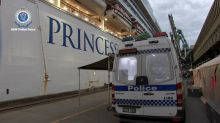 Australian police take 'black box' off cruise ship in coronavirus homicide probe