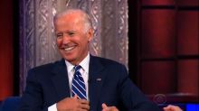 Colbert Interview Reveals the Many Emotions of Joe Biden