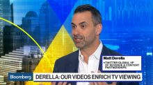 Twitter's Derella Sees Platform as a Complement to Content