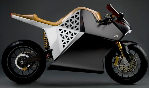 Mission One electric motorcycle boasts 150 MPH top speed, extreme price tag