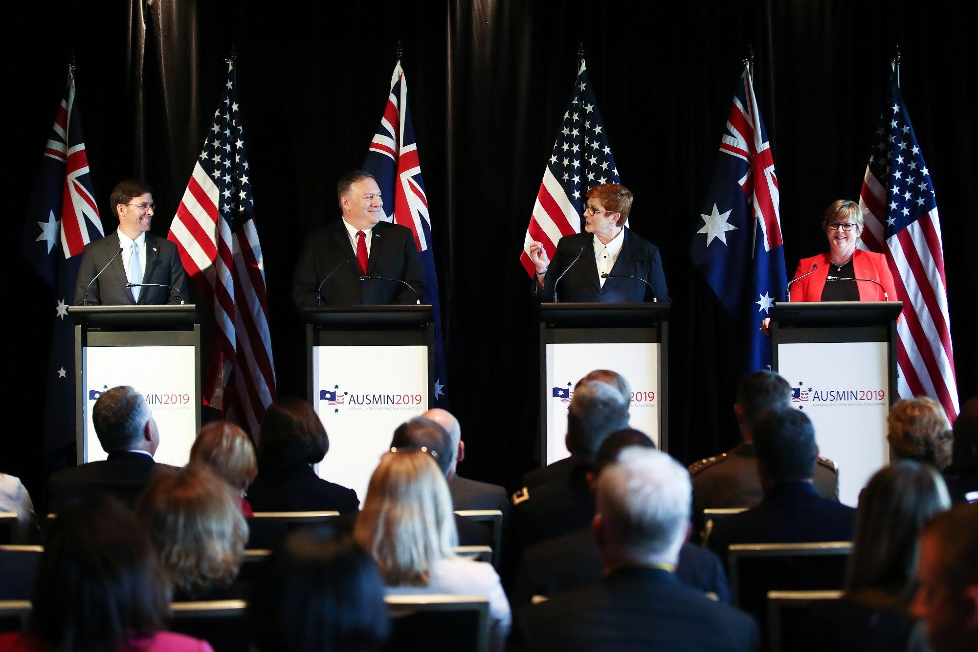 Australia says it won't be base for US midrange missiles