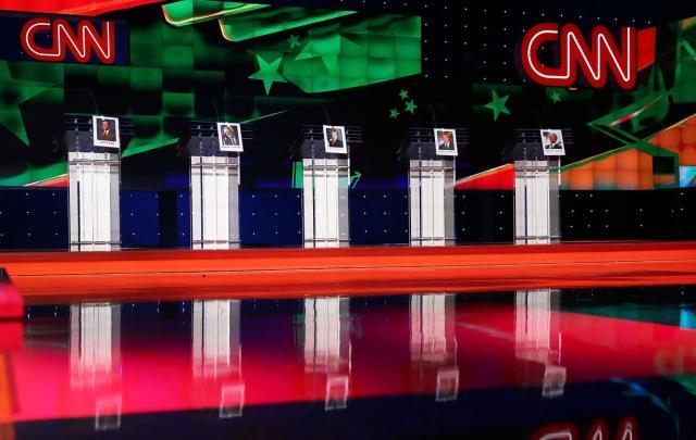 Google grants presidential hopefuls a digital podium