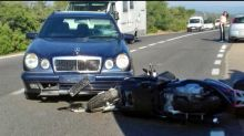Driver in George Clooney crash had 'the sun in his eyes'