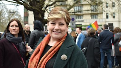 Emily Thornberry denies calling leave voters 'stupid'