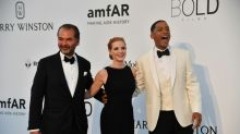 Stars dig deep at charity Cannes AIDS gala