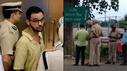 Cops Await Surrender by Men Claiming to Have Attacked Umar Khalid