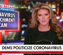 Fox Business Ditches Trish Regan After Coronavirus 'Impeachment Scam' Rant