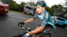 Tour de France - WTF - Bryan Coquard en roue arrière dans les cols du Tour de France