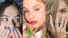 Nail art: 12 unhas das famosas para você se inspirar!