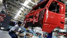 Volvo profits lifted by strong lorry demand in Europe