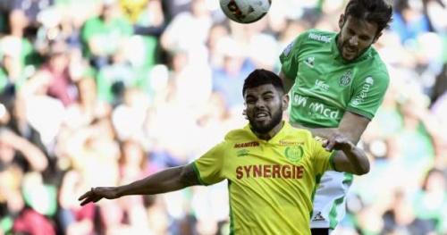 Foot - L1 - Nantes accroche Saint-Etienne